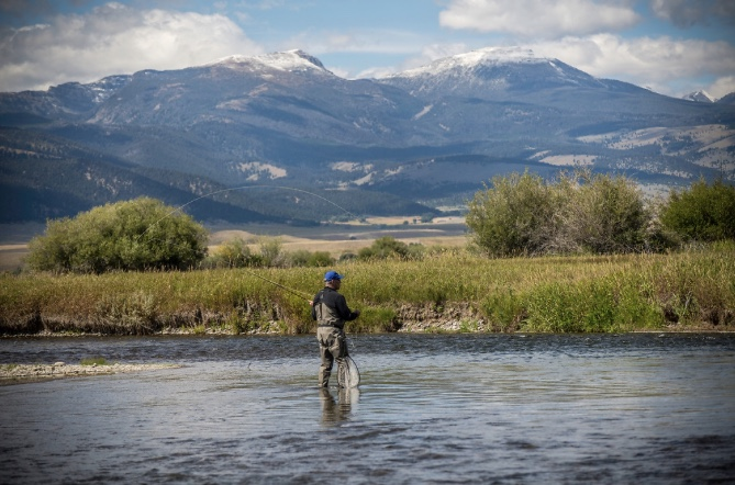 Montana Fly Fishing, 2018