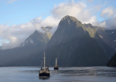 Milford Sound, New Zealand, 2019